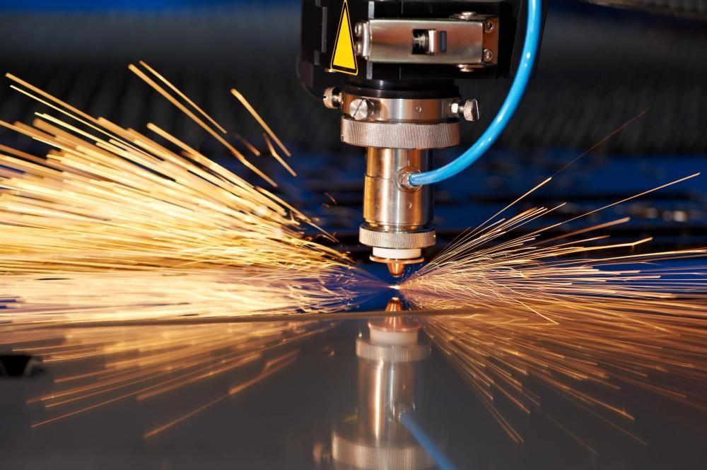 Những điều bạn cần biết về công nghệ cắt laser dùng khí nén hỗ trợ