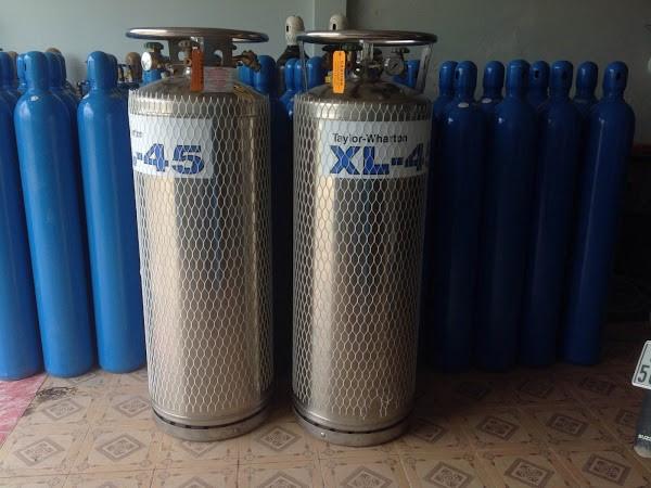 Sự khác nhau giữa khí Oxy y tế và Oxy công nghiệp